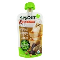 Organic Baby Food Stage 3 8+ Months Butternut Chickpea, Quinoa & Dates - 4 oz. by Sprout