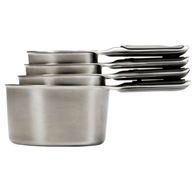 Good Grips Stainless Steel Measuring Cups - 4 Cup(s) by OXO