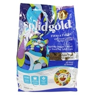 Grain Free Dry Cat Food Fit as a Fiddle with Fresh Caught Alaskan Pollock - 6 lbs. by Solid Gold