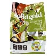 Grain Free Dry Cat Food Winged Tiger with Quail & Pumpkin - 6 lbs. by Solid Gold