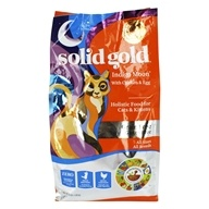 Grain Free Dry Cat Food Indigo Moon with Chicken & Egg - 3 lbs. by Solid Gold