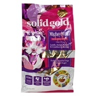 Grain Free Dry Dog Food Mighty Mini Lamb, Sweet Potato & Cranberry Recipe - 4 lbs. by Solid Gold