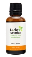 LuckyAromas - 100% Pure Essential Oil Orange - 1 fl. oz.