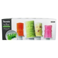 Tiki Pop Ice Molds - 4 Set(s) by Tovolo