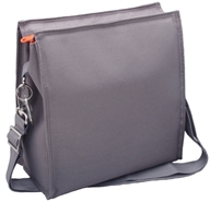 Insulated Lunch Tote Slate by U Konserve
