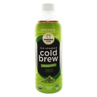 Organic Ice Steeped Cold Brew Matcha + Green Tea Unsweetened - 16.9 fl. oz. by Matcha Love