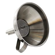 18/8 Stainless Steel 4 Inch Funnel by Harold Import