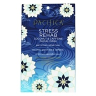 Pacifica - Stress Rehab Coconut & Caffeine Natural Fiber Facial Sheet Mask - 1 Count