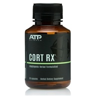 ATP Science - Cort Rx Adaptogenic Herbal Formulation - 90 Capsules
