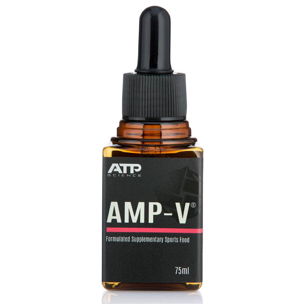 ATP Science - Amp-V Fat Loss & Performance Support - 75 ml.