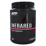 ATP Science - Infrared Pre-Workout Powder Raw - 2.2 lbs.