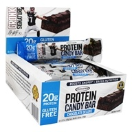 Protein Candy Bar Box Chocolate Deluxe - 12 Bars