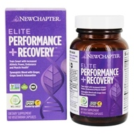 Elite Performance + Recovery - 60 Vegetarian Capsules by New Chapter