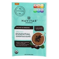 Organic Essential Superfood Blend Powder Cacao & Greens - 0.91 oz.