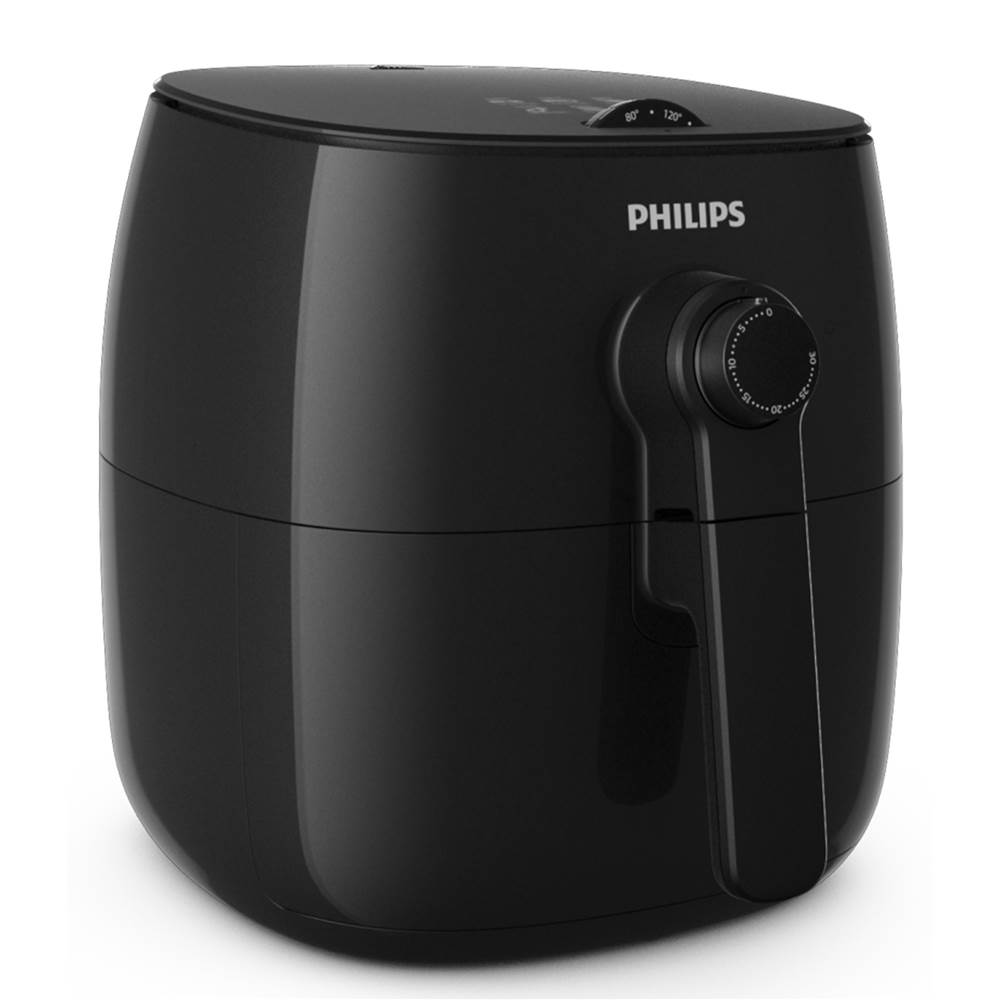 Viva Collection Turbo Star Airfryer HD9621-96 Black by Philips