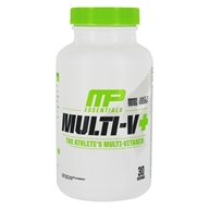 Multi-V+ Essentials Athlete's Multi-Vitamin - 60 Tablets