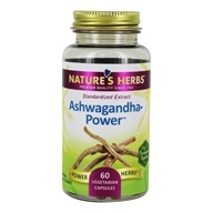 Ashwagandha Power - 60 Vegetarian Capsules