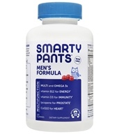 Mænds Mo Komplet Multivitamin - 120 Gummies by SmartyPants