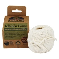 Organic Unbleached Cotton Kitchen Twine - 200 ft. by If You Care