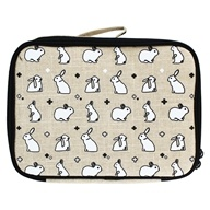Insulated Kids Lunch Box Bunny Tile by SoYoung