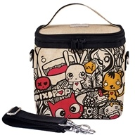 Insulated Large Cooler Bag Pixopop Pishi & Friends by SoYoung