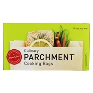 Culinary Parchment Cooking Bags - 10 Bags by Paper Chef