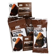 Protein Almonds Box Dark Chocolate Truffle - 12 Packet(s)