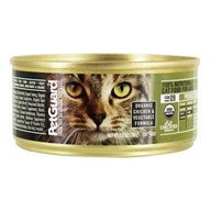 Organic Canned Cat Food Chicken & Vegetable Formula - 5.5 oz. by PetGuard