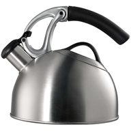 Good Grips Uplift Tea Kettle Brushed Stainless Steel