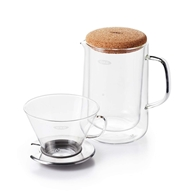 Good Grips Glass Pour Over Set by OXO