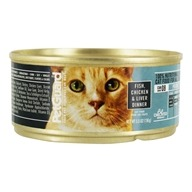 Canned Cat Food Fish, Chicken & Liver - 5.5 oz. by PetGuard