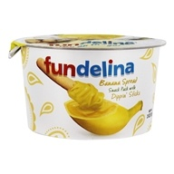 Snack Pack with Dipping Sticks Banana Spread - 2 oz.
