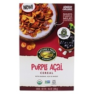 Organic Cereal Purple Acai - 10.6 oz. by Nature's Path Organic