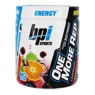 One More Rep Pre-Workout Powder 25 Servings Fruit Punch - 8.8 oz.