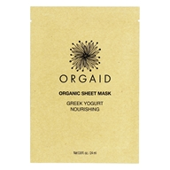 Greek Yogurt & Nourishing Organic Facial Sheet Mask - 0.8 fl. oz.