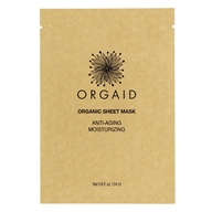 Anti-Aging & Moisturizing Organic Facial Sheet Mask - 0.8 fl. oz.