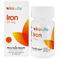 Iron Women's Health Formula 25 mg. - 90 Quick Dissolve Tablets