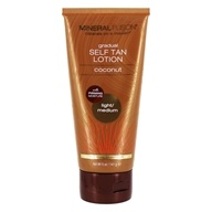 Gradual Self Tan Lotion Coconut Light/Medium - 5 oz.