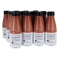 Ready-To-Drink Meal Cacao - 12 Bottle(s) by Soylent