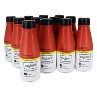 Cafe Ready-To-Drink Meal Chai - 12 Bottle(s) by Soylent