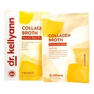Collagen Broth Drink Natural Bone Broth - 7 Packet(s) by Dr. Kellyann
