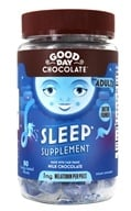 Good Day Chocolate - Sleep for Adults Chocolate Supplement - 80 Piece(s)