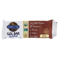 GoL Protein Bar Maple Sea Salt - 2.11 oz. by Garden of Life