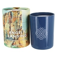 Ethics Supply Co. - Coconut Wax Zion's Angel's Landing Candle Red Sandstone & Amber - 11 oz.
