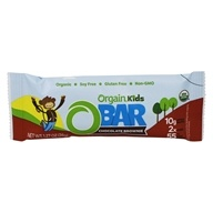 Barra de energia de grão integral orgânico Kids Chocolate Brownie - 1.27 oz. by Orgain