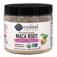 mykind Organics Fair Trade Maca Root Energy Boost Powder - 7.93 oz. by Garden of Life