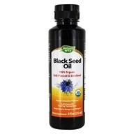 Black Seed Oil 100% Organic - 8 fl. oz.