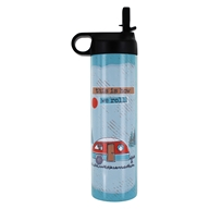 How We Roll Sportiva Tumbler - 17 oz. by Tree-Free Greetings