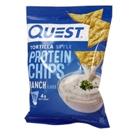 Tortilla Style Protein Chips Ranch - 1.1 oz.