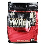 100 % Whey Gold Standard Protein Isolere Pulver Double Rich Chocolate - 7.64 lbs.